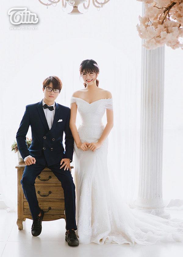 Studio làm ảnh không có tâm, cô dâu nhanh trí tự vẽ ảnh cưới khiến hôn lễ độc đáo ngoài sức tưởng tượng-10