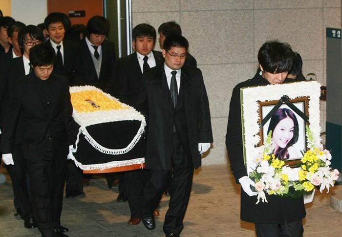 Cựu Bộ trưởng Hàn bị điều tra sau vụ sao nữ Vườn sao băng tự sát-3