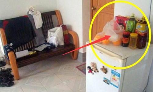 Cứ để thứ này trên tủ lạnh đừng hỏi vì sao TIỀN CỦA ĐỘI NÓN RA ĐI, 3 đời sau cũng không giàu nổi-1