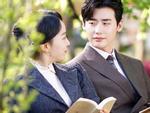 Từng đóng cặp với Park Shin Hye hay Suzy, thế nhưng Lee Jong Suk lại vướng tin đồn hẹn hò mỹ nhân kém tiếng-3