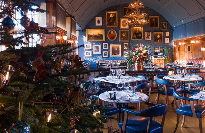 Du lịch quanh thế giới, đón Giáng sinh trong những khách sạn nổi tiếng-1