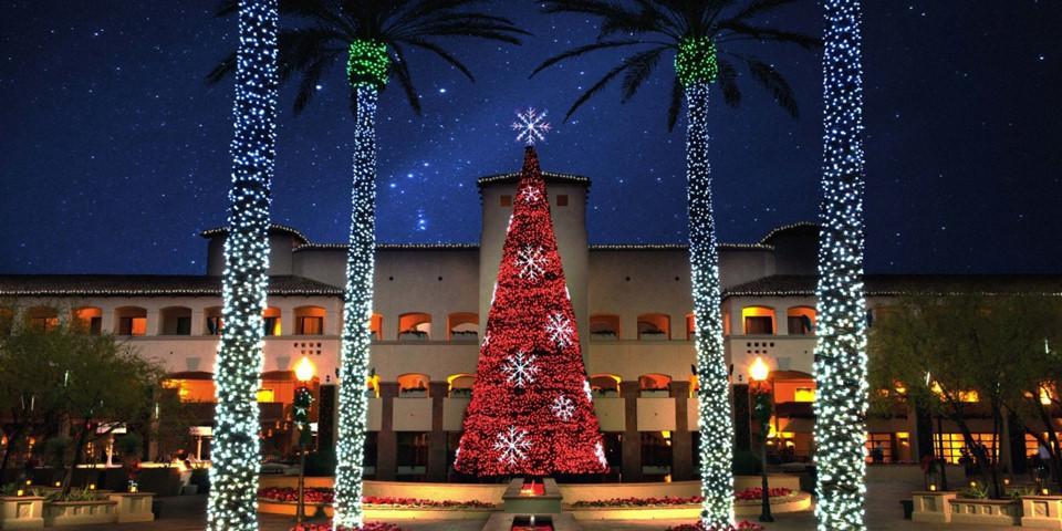 Du lịch quanh thế giới, đón Giáng sinh trong những khách sạn nổi tiếng-6