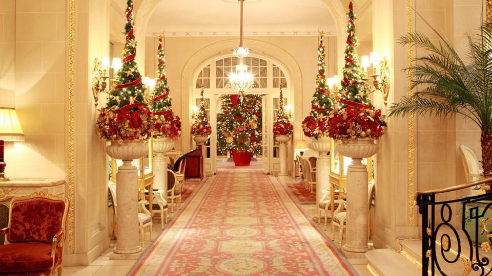Du lịch quanh thế giới, đón Giáng sinh trong những khách sạn nổi tiếng-5