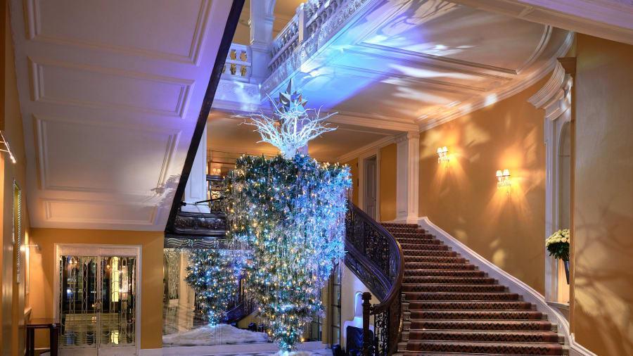 Du lịch quanh thế giới, đón Giáng sinh trong những khách sạn nổi tiếng-8