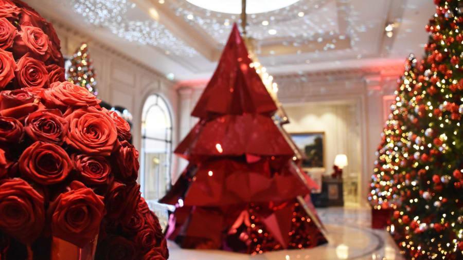 Du lịch quanh thế giới, đón Giáng sinh trong những khách sạn nổi tiếng-9