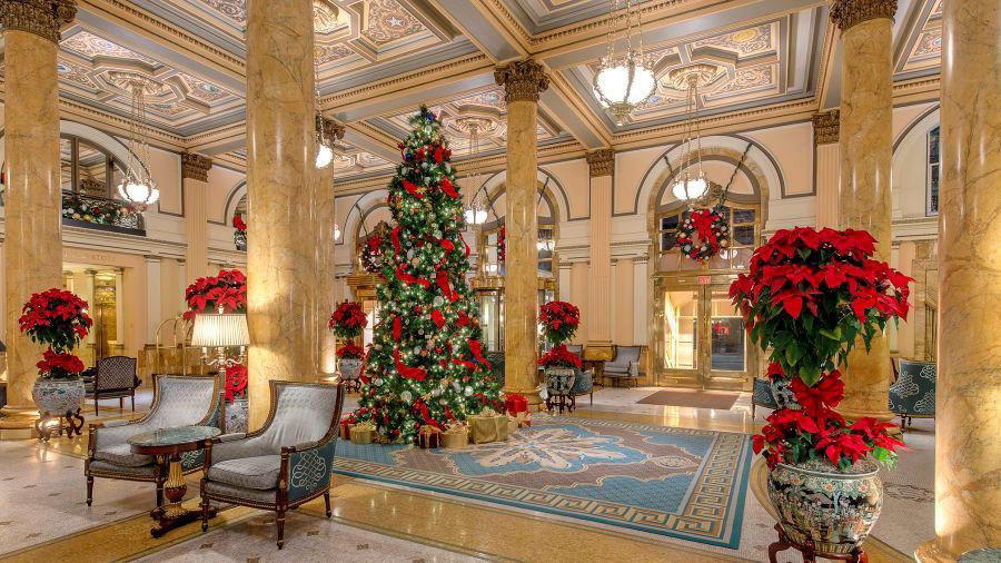 Du lịch quanh thế giới, đón Giáng sinh trong những khách sạn nổi tiếng-11