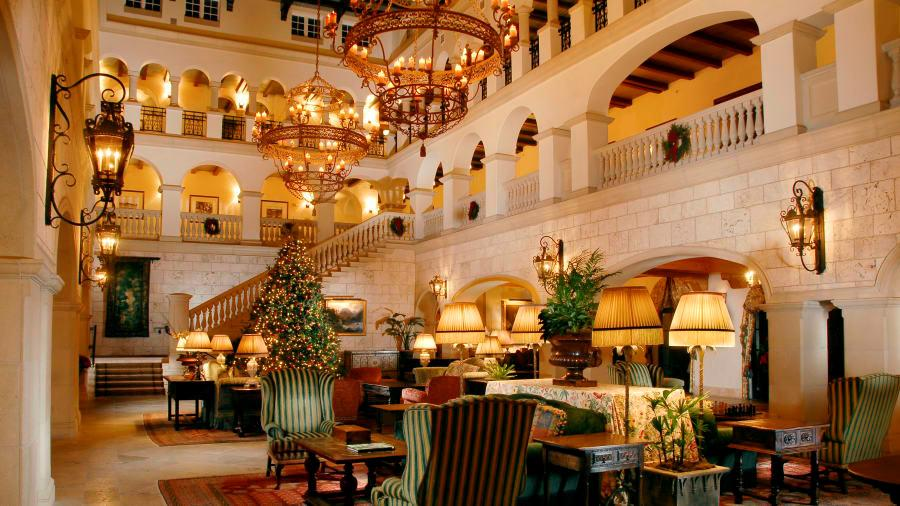 Du lịch quanh thế giới, đón Giáng sinh trong những khách sạn nổi tiếng-10
