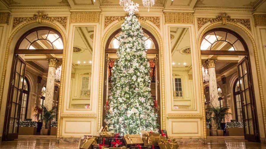 Du lịch quanh thế giới, đón Giáng sinh trong những khách sạn nổi tiếng-12