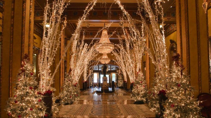 Du lịch quanh thế giới, đón Giáng sinh trong những khách sạn nổi tiếng-14