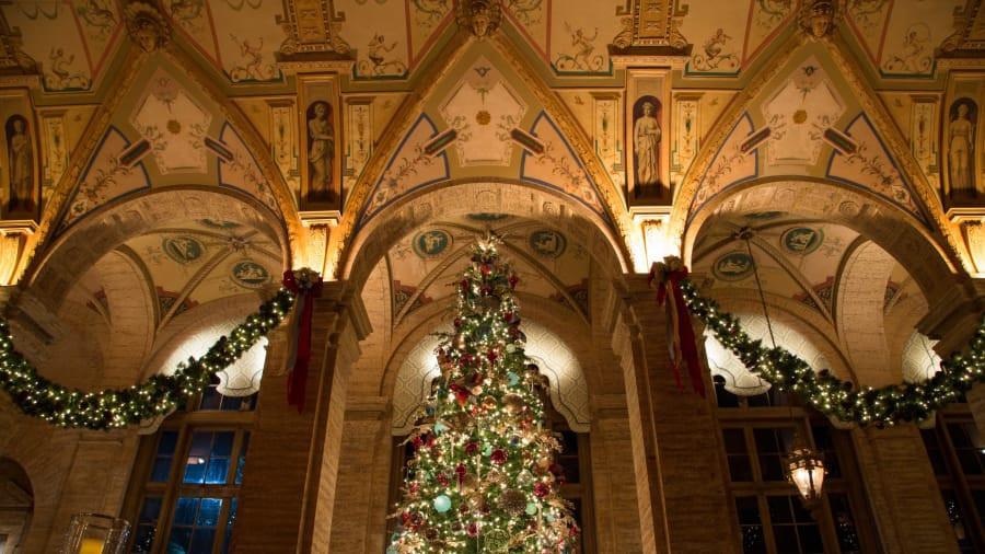 Du lịch quanh thế giới, đón Giáng sinh trong những khách sạn nổi tiếng-13