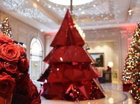 Du lịch quanh thế giới, đón Giáng sinh trong những khách sạn nổi tiếng