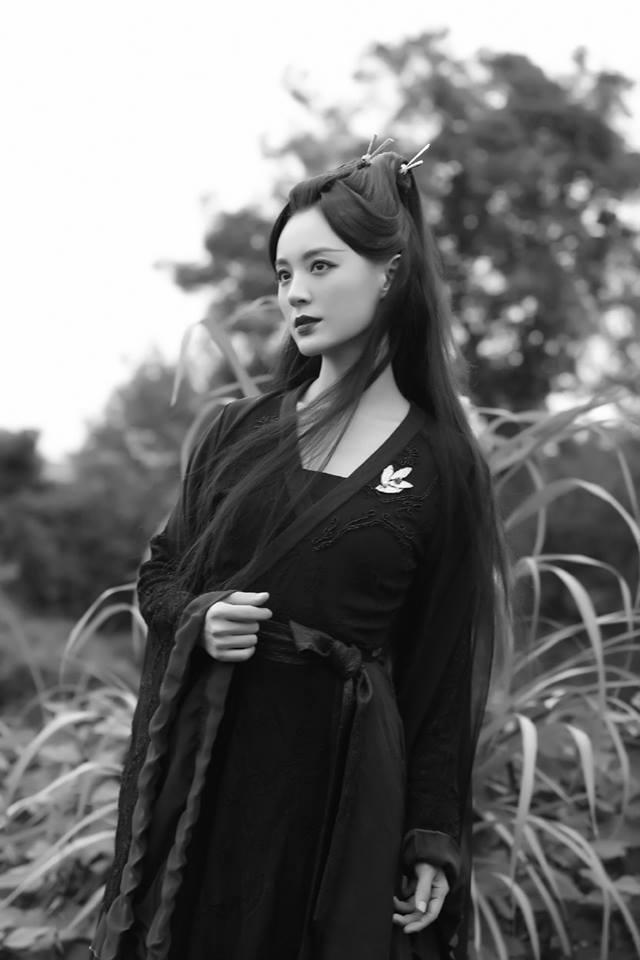 Lý Mạc Sầu đẹp xuất sắc lấn át Tiểu Long Nữ trong Thần điêu đại hiệp 2018-2