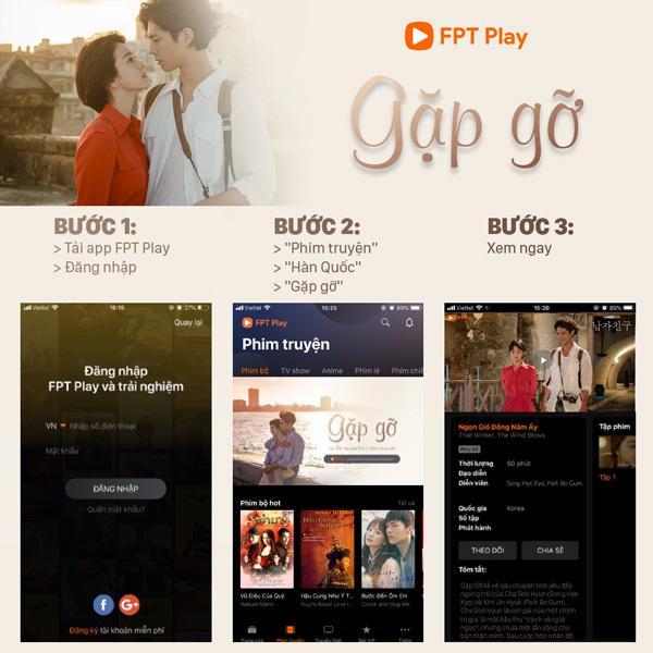 Phim Gặp Gỡ của Song Hye Kyo đổ bộ trên FPT Play-4