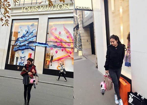 Nhà không có gì ngoài điều kiện: Con gái tỷ phú Singapore sống trong nhung lụa, cực thân Ronaldo và thiếu gia Tân Hoàng Minh-6