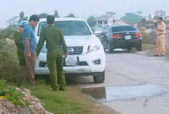 Vụ thượng úy công an tử vong trong ô tô: Gia đình xin không giải phẫu tử thi-1
