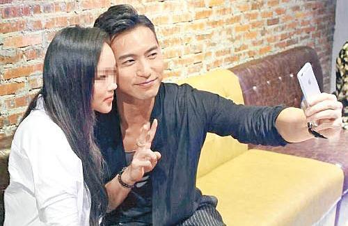 Tài tử TVB bị fan nữ tố làm cho có bầu rồi bỏ của chạy lấy người-3