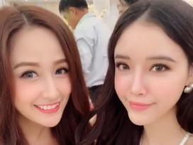 Khoe clip 'gái họ Mai', chị em Mai Phương Thúy gây sốt với nhan sắc chẳng kém Thúy Vân - Thúy Kiều