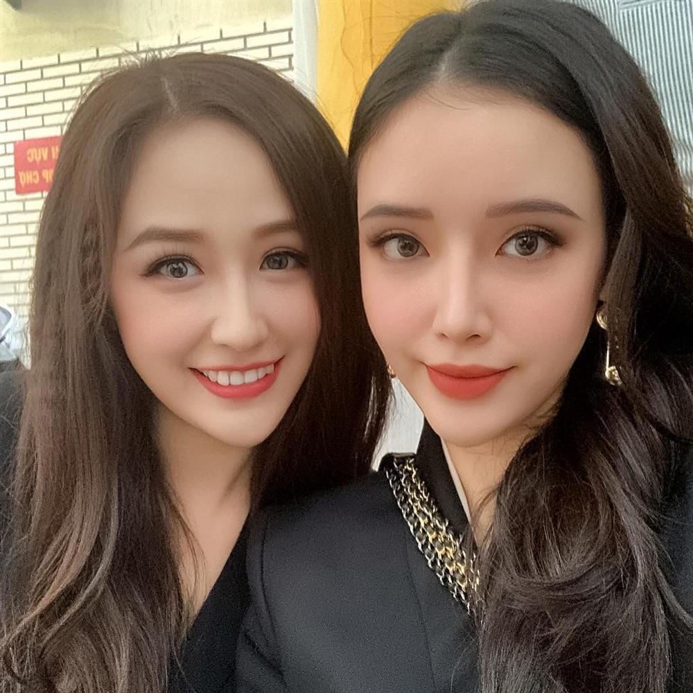 Khoe clip gái họ Mai, chị em Mai Phương Thúy gây sốt với nhan sắc chẳng kém Thúy Vân - Thúy Kiều-4