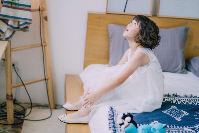 Lâu lâu mới xuất hiện, con gái 7 tuổi của danh hài Thúy Nga khiến nhiều người bất ngờ vì ngày càng ra dáng thiếu nữ-1