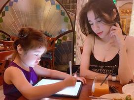 Lém lỉnh như ái nữ nhà Elly Trần: Thuyết phục ba mẹ tới trường bằng lý do không thể từ chối