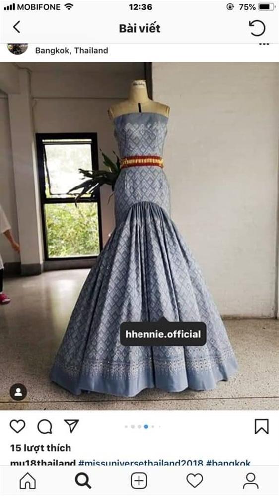 Chiếc váy bí ẩn của Hhen Niê đang khiến dân mạng toát mồ hôi đồn đoán, tranh cãi-1