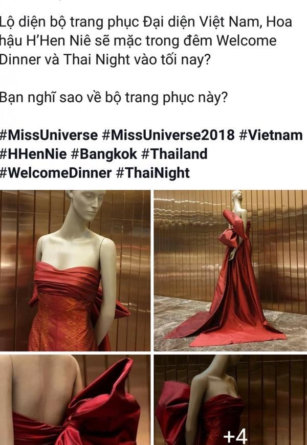 Chiếc váy bí ẩn của Hhen Niê đang khiến dân mạng toát mồ hôi đồn đoán, tranh cãi-3