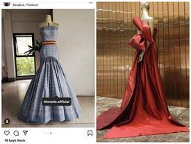Chiếc váy bí ẩn của H'hen Niê đang khiến dân mạng 'toát mồ hôi' đồn đoán, tranh cãi