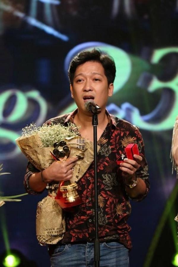 Trường Giang bị gạch tên khỏi Mai Vàng 2018 vì màn cầu hôn-1