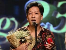 Trường Giang bị gạch tên khỏi Mai Vàng 2018 vì màn cầu hôn
