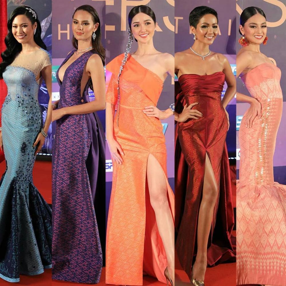 Xem HHen Niê trình diễn thời trang tại Miss Universe 2018, fan Việt chỉ còn biết thốt lên: Quá xuất sắc-8