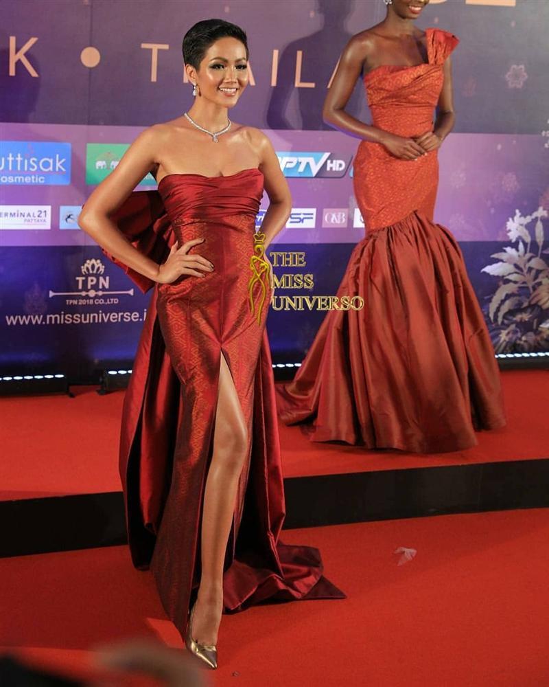 Xem HHen Niê trình diễn thời trang tại Miss Universe 2018, fan Việt chỉ còn biết thốt lên: Quá xuất sắc-6