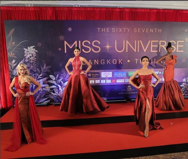 Xem HHen Niê trình diễn thời trang tại Miss Universe 2018, fan Việt chỉ còn biết thốt lên: Quá xuất sắc-3