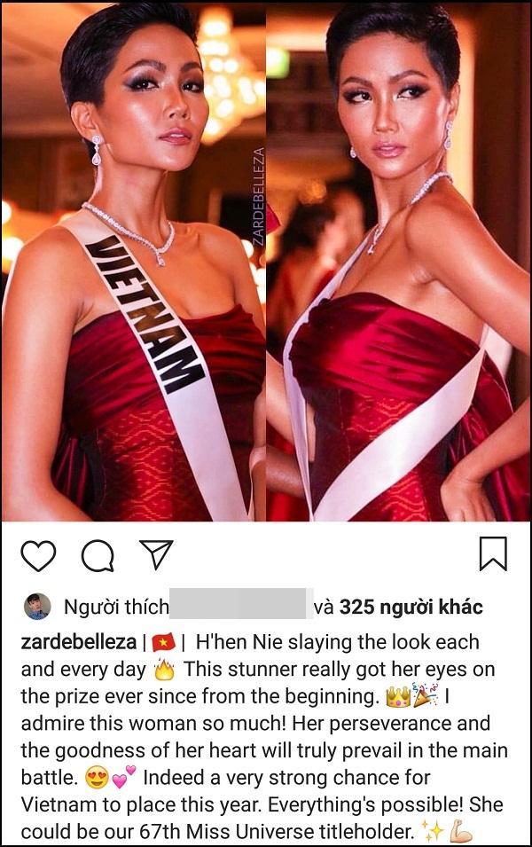 Xem HHen Niê trình diễn thời trang tại Miss Universe 2018, fan Việt chỉ còn biết thốt lên: Quá xuất sắc-18