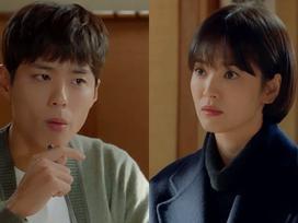 Phân đoạn đắt giá nhất tập 3 'Encounter': Park Bo Gum đặt câu hỏi về mối quan hệ với Song Hye Kyo và nói 'Tôi thật sự nhớ cô'