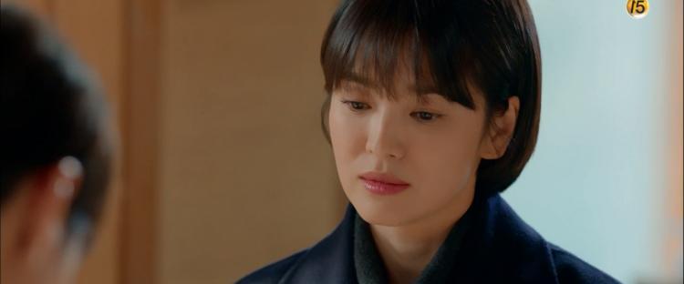 Phân đoạn đắt giá nhất tập 3 Encounter: Park Bo Gum đặt câu hỏi về mối quan hệ với Song Hye Kyo và nói Tôi thật sự nhớ cô-5