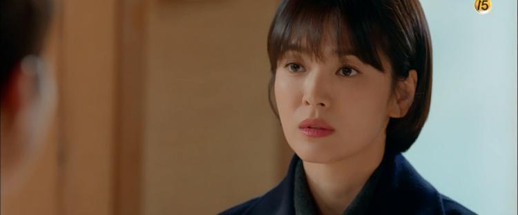 Phân đoạn đắt giá nhất tập 3 Encounter: Park Bo Gum đặt câu hỏi về mối quan hệ với Song Hye Kyo và nói Tôi thật sự nhớ cô-7