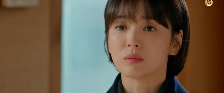 Phân đoạn đắt giá nhất tập 3 Encounter: Park Bo Gum đặt câu hỏi về mối quan hệ với Song Hye Kyo và nói Tôi thật sự nhớ cô-9