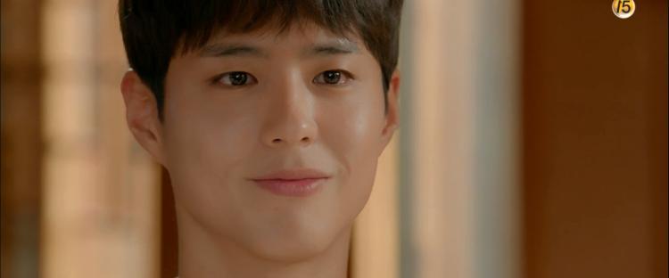 Phân đoạn đắt giá nhất tập 3 Encounter: Park Bo Gum đặt câu hỏi về mối quan hệ với Song Hye Kyo và nói Tôi thật sự nhớ cô-10