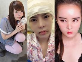 'Hotgirl dao kéo' đình đám Vân Tokyo gây choáng váng với nhan sắc chẳng khác nào 'búp bê bị hư'
