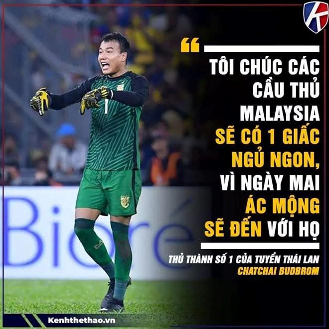 Ảnh chế tạm biệt Thái Lan và pha penalty lên trời để né Việt Nam-1