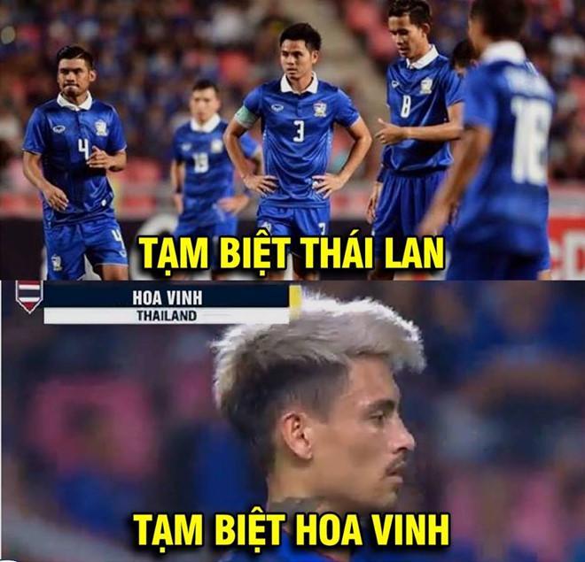 Ảnh chế tạm biệt Thái Lan và pha penalty lên trời để né Việt Nam-3