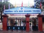 Họp báo vụ cô giáo Hà Nội bị tố bắt học sinh tát bạn 50 cái: Nhân vật chính vắng mặt-2