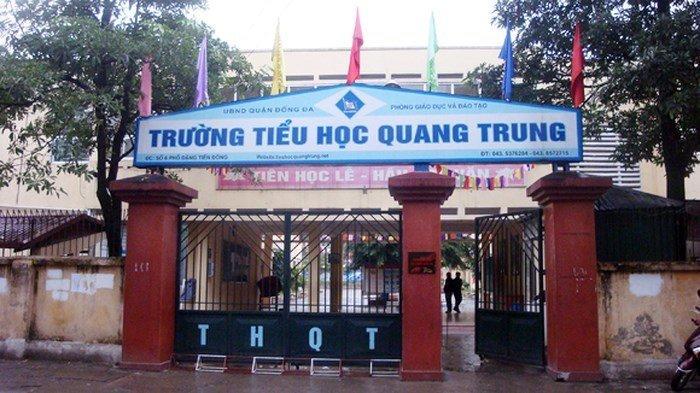 Cô giáo Hà Nội bị tố bắt học sinh lớp 2 tát bạn 50 cái-1