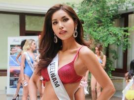 Mất kiếm soát vì 'sóng dữ' dồn dập, Minh Tú vẫn được BTC Miss Supranational đánh giá cao sát giờ chung kết