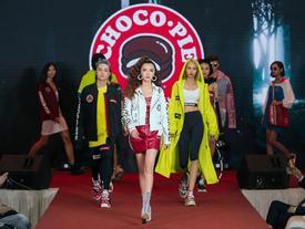 Dàn top model tụ hội đêm thời trang Choco.Pie x Lime Orange