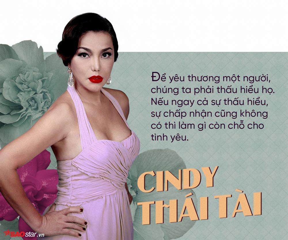 Người chuyển giới đầu tiên ở Việt Nam Cindy Thái Tài: Ngưng tỏ ra đáng thương và lấy thước đo sinh con để tự hạ thấp mình-5