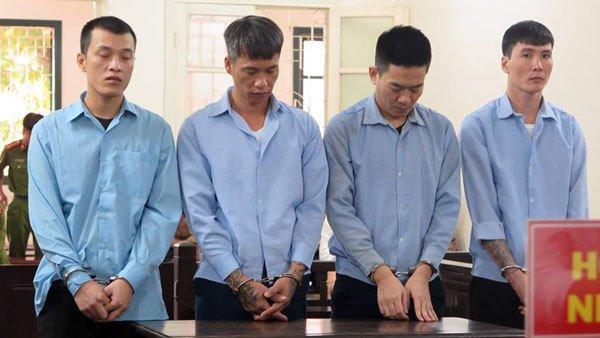 Nghiện ma túy, nhóm cướp U50 hoành hành ở Hà Nội-1