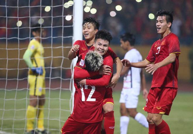 Vào chung kết AFF Cup sau 10 năm, đội tuyển Việt Nam nhận mưa tiền thưởng-1