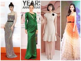 Đông Nhi thoát kiếp mặc xấu - Hương Giang Idol đẹp lu mờ người xung quanh với trang sức tiền tỷ