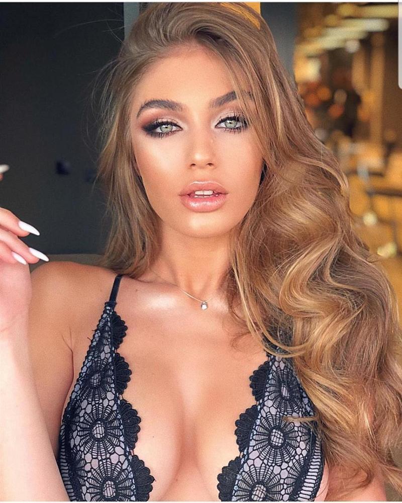 Thí sinh tạo dáng phản cảm, bị nghi trốn khỏi Hoa hậu Hoàn vũ hóa ra chính là quả bom sex nổi tiếng-13